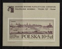 POLAND  Scott # B 128** VF MINT NH Souvenir Sheet - Blocks & Sheetlets & Panes