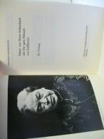 Marie Von Ebner-Eschenbach Oder Der Gute Mensch Von Zdisslawitz : Ein Vortrag. - Libri, Riviste, Fumetti