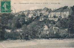 39 - CHAMPAGNOLE - Jura - Chemin De La Serre - Champagnole