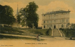 39 - FRAISANS - Jura - Hôtel De Ville - France