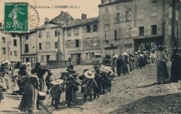 43 - SAUGUES - Haute-Loire - Sainte-Enfance - Saugues