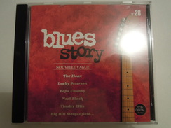 The Hoax, Lucky Peterson, Popa Chubby...  -  Blues Story N°28 - Nouvelle Vague - Blues