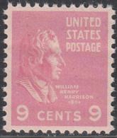 UNITED STATES      SCOTT NO.  814      MNH      YEAR  1938