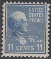 UNITED STATES      SCOTT NO.  816      MNH      YEAR  1938