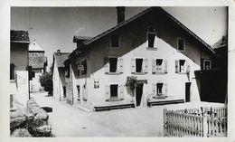 Orcier (Haute-Savoie) - Hôtel Pension Favrat - Edition Rubin-Delanchy - Francia