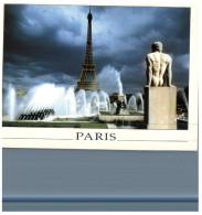 (ORL 500) France - Paris, Tour Eiffel - Monuments