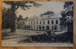 91 : Soisy-sous-Etiolles - Le Château Du Haut-Soisy - Façade Sur Le Parc - (n°7111) - France