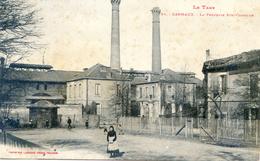 Tarn  - Carmaux - La Verrerie Ste Clotilde - Carmaux