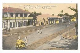 GUINEE Française - Conakry - Avenue Du Commerce -    - L 1 - Guinea