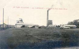 Tarn  - Carmaux -  L'entrée Du Puits Sainte Marie - Carmaux