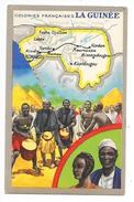 LA GUINEE  - Colonies Françaises - Ed. Spé. Des Produits Du Lion Noir -    - L 1 - Guinea