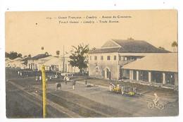 GUINEE FRANCAISE - Conakry - Avenue Du Commerce -    - L 1 - Guinea