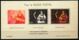 FRANCE 1966-Document Philatélique : N° Y&T 1479b - Document Neuf Neuf-MNH-cote 2,30 Euros - Blocks & Kleinbögen