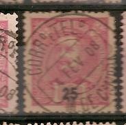 Portugal & Marcofilia D. Carlos I, 1898-05  (141) - Oblitérés