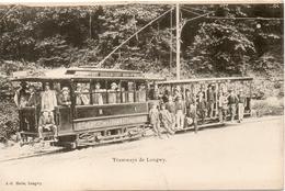 Trmways De Longwy Carte Superbe - Longwy