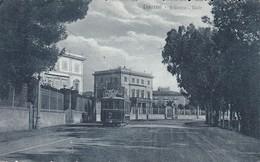 ITALIE----LIVORNO--ardenza--viale--tramway---voir 2 Scans - Livorno