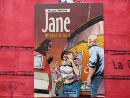 BD JANE Tome 3 ( Un Grain De Sable ) - Livres, BD, Revues