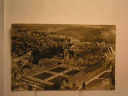 Fontainebleau - Vue D'ensemble Du Palais .... - Fontainebleau
