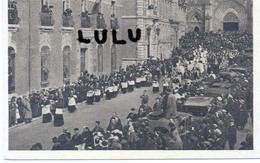 DEPT 14 : Lisieux , Transport Du Corps De Sœur Thérèse Du Cimetière A La Chapelle Du Carmel - Lisieux