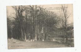 Cp , 14 , CAEN , Le Grand Cours Et L'Orne , Vue Prise De L'école De Natation , Voyagée 1910 - Caen