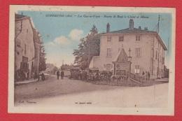 Gorrevod  -- Les 4 Vents --  Route De Bagé Le Chatel Et Macon - Other Municipalities