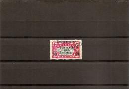 Réunion, Timbre Enregistrement Quittance Reçu Décharge 10c, Fiscal 1907 - 1908, (Michel N°60) - Réunion (1852-1975)
