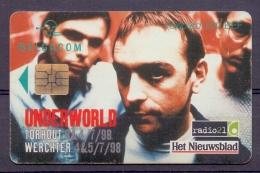 Belgie  -  6/2000 - Underworld - Torhout Werchter -  2 Scans - Belgium