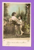 CPA  FANTAISE   ENFANTS  ~   4182/1  Nous Avons Choisi Les Fleurs Pour  ( CIRCÉ  1910 ) - Autres