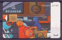 Belgie  -  31/3/2002 - Child Focus -  2 Scans - Belgien