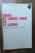 Cours De Langue Corse + Methode Assimyl 3 Cassettes - Cassette