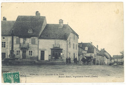Cpa Vercel - Le Courrier Et La Poste  ( Diligence Petit Plan )    ((S.1139)) - Autres Communes