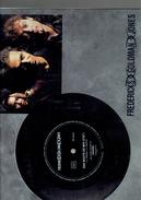 CAROLE FREDERICKS JEAN JACQUES GOLDMAN MICHAEL JONES DISQUE SOUPLE AVEC PROGRAMME DE LA TOURNEE 1991 EN TRES BON ETAT - Musica & Strumenti