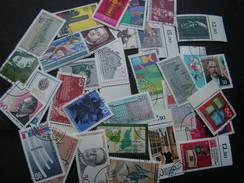 Germany Schönes Lot Aprx 1975 - 1976 - Briefmarken