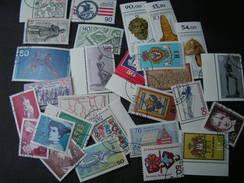 Germany Schönes Lot Aprx 1975 - 1978 - Briefmarken