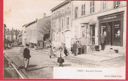 Cirey  --  Rue De  Verrerie - Cirey Sur Vezouze