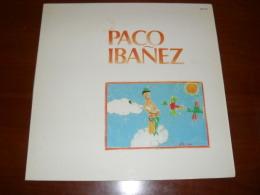 33 T - LP  -  Paco Ibanez - Vinyl-Schallplatten