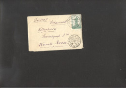 USSR 1937 Cover - Lettre From Moscow  To Danmark - 1923-1991 UdSSR
