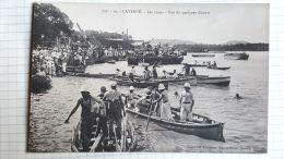 CPA - Guyane - CAYENNE - Les Quais - Vue De Quelques Canots - 1914 - Cayenne
