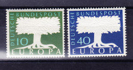 EUROPA 1957 ALLEMAGNE ** MNH .  (3N6) - Europa-CEPT