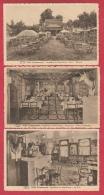 Ville-Pommerœul -  Hostellerie Du Gros Chêne - 5 Cartes Postales ( Voir Verso ) - Bernissart