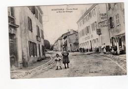 Noirétable - Tourist Hotel Et Rue Des Granges - 42 - - Andere Gemeenten