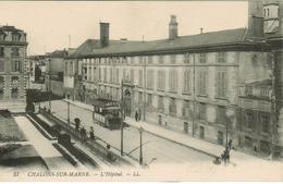 Chalons Sur Marne - L'Hopital - Châlons-sur-Marne
