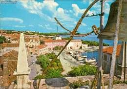 Supetar, Hafen, Glocke, 1980 - Jugoslawien