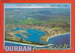 Durban, Luftbild, Natal, Sani Pass, Giants Castle, Cathedral Peak - Südafrika