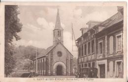 76 Saint Aubin-epinay Pres Darnetal   L´eglise - Frankreich
