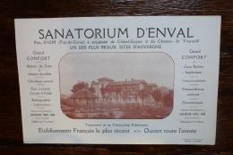 SANATORIUM D'ENVAL - Blotters