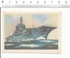 Chromo Cigarettes Virginia / Implacable War Ship Royal Navy Porte-avions Marine De Guerre Navire Bateau / IM 01-boat-1 - Cigarette Cards