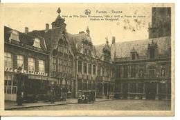 Furnes Veurne Hotel De Ville - Veurne
