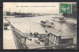 94-Alfortville, Le Confluent De La Seine Et De La Marne - Alfortville