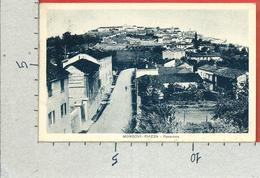 CARTOLINA VG ITALIA - MONDOVI PIAZZA (CN) - Panorama - 9 X 14 - ANN. 1939 - Cuneo